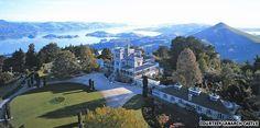New Zealand's only castle  Dunedin's 19th-century Larnach Castle
