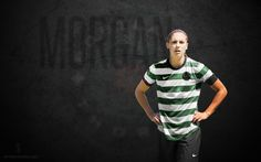 alex morgan background