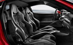 Καθίσματα για Ferrari. Μάθετε περισσότερα στο www.autocorse.gr