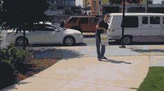 雨の日がウキウキしちゃう、疎水ストリートアート : ギズモード・ジャパン
