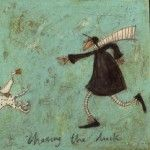 """Chasing the Duck"" - Sam Toft"
