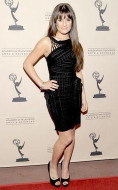from Fashion Spotlight: Lea Michele | E! Online