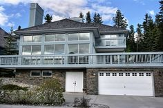 Canmore Benchlands House for sale: 6 bedroom sq. Three Sisters, Contemporary Design, Real Estate, Homes, Mansions, Bedroom, House Styles, Outdoor Decor, Home Decor