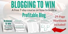 Ready to start a blog so you can earn money from home? Follow my  step-by-step video tutorial for setting up your hosting and domain! It take  less than 7 minutes and you can have your blog up and running in no time!