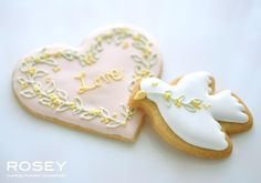 lovery cookies for valentine's day