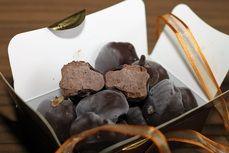 Moka ledove truffles /Moka ice truffles/ Zdravé, nízkosacharidové, bezlepkové recepty. (Healthy, low carb, gluten free recipes.)