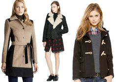 The Best Fall Coats For Your Body Type : Lucky Magazine