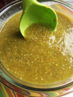 Salsa Verde - Hispanic Kitchen