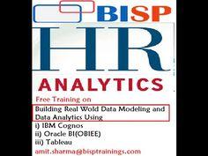 OBIEE Case Study HR Model Custom SQL Query Session#2