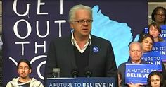 """By now, you may have read about actor Tim Robbins' introduction of Democratic presidential candidate Bernie Sanders in Wisconsin. The headlines suggest Robbins insultedsupporters of Hillary Clinton and called them """"sheep"""" and that he erased black voters in South Carolinain his criticism ofhow the Democratic Party establishment saw her victory in the state as significant."""
