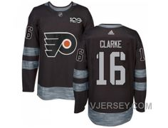 http://www.vjersey.com/philadelphia-flyers-16-bobby-clarke-black-19172017-100th-anniversary-stitched-nhl-jersey-online.html PHILADELPHIA FLYERS #16 BOBBY CLARKE BLACK 1917-2017 100TH ANNIVERSARY STITCHED NHL JERSEY ONLINE Only 32.83€ , Free Shipping!