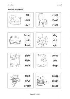 Activities For 5 Year Olds, Preschool Learning Activities, Kindergarten Lessons, Free Preschool, Preschool Worksheets, English Activities, English Vocabulary Words, English Phrases, Grade R Worksheets