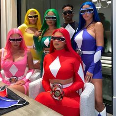 Disfarces Halloween, Girl Group Halloween Costumes, Couples Halloween, Celebrity Halloween Costumes, Trendy Halloween, Halloween Outfits, Girl Costumes, Different Halloween Costumes, Scooby Doo Costumes