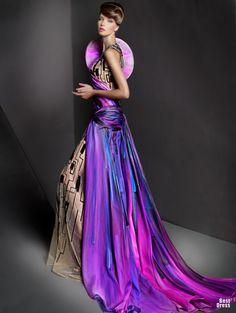 Coco 的美術館: 世界頂級禮服設計師Blanka Matragi