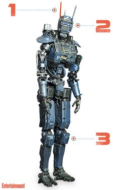 'Chappie': How to Build a Cooler Robot | EW.com