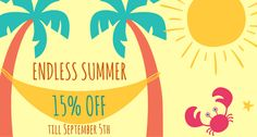 Endless Summer Sale Provide 15% Off All Magento Extensions