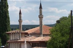 Pałac Chanów krymskich w Bakczysaraju