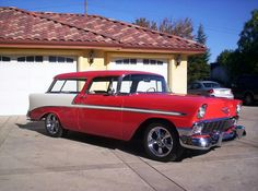 '56 Chevy Nomad Wagon