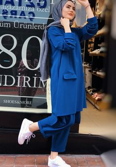 Abaya Style 610448924468120330 - Source by Modern Hijab Fashion, Hijab Fashion Inspiration, Abaya Fashion, Suit Fashion, Modest Fashion, Fashion Outfits, Hijab Style Dress, Hijab Chic, Hijab Outfit