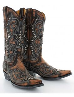 DOLCE STUD cowgirl boots from Old Gringo