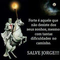 """""""O Grito do Bicho"""": Off-topic - Salve Jorge!!!!!"""