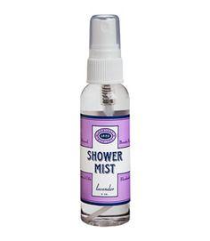 Lavender Shower Mist - $18
