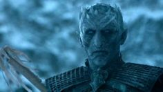 Image via IMDb The identity of Game of Thrones' 'Night King' has long been revealed, but it's not the answer than fans have been expecting. As terrifying as the supreme leader is, the 'Night King'—surprise, … Game Of Thrones Cast, Game Of Thrones Quotes, White Walker Makeup, Got Memes, Watch Episodes, Night King, The Dark World, Season 7, Winter Is Coming