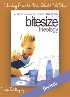 Bitesize Theology - A Review by Danika Cooley