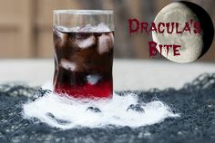 Dracula's Bite ~ A Year of Cocktails