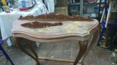 Lijar-antes-de-pintar-muebles - Foto © GMP