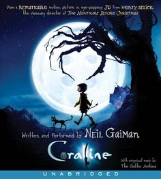 New York Times bestselling author Neil Gaiman spins a tale of wonder, dark secrets, and bravery that inspired the new 3-D stop-motion animated picture! When coraline explores her new home, she finds a