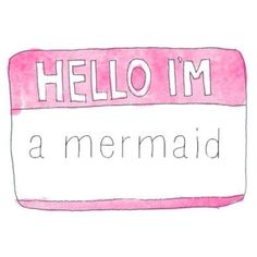 Life as a mermaid?