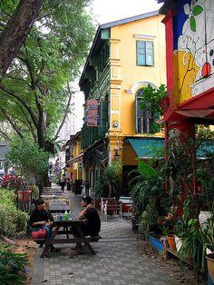 Blu Jaz Cafe, Bali Lane, Kampong Glam, #Singapore