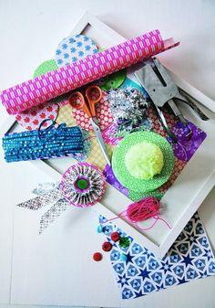 Ahhhh it makes my creativity muse buzz with joy!