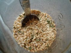 Homemade onion soup mix- 4 tablespoons for 1 packet onion soup mix. Store in a jar and keep in the cabinet.