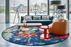Image result for moooi carpets Soho Apartment, Apartment Styles, Interior Design, Rugs, Carpets, Home Decor, Image, Nest Design, Farmhouse Rugs