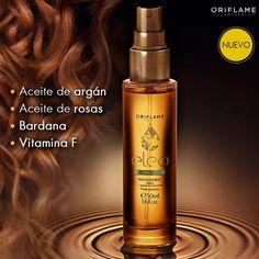 Nuevo Eleo by Oriflame Cosmetics ❤MB