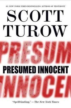various frantic presumed innocent products - Presumed Innocent Book