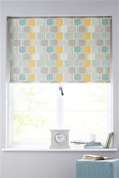 17 best blinds sophisticated stripes images roller. Black Bedroom Furniture Sets. Home Design Ideas