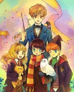 trendy Ideas funny harry potter fred and george hogwarts Fanart Harry Potter, Harry Potter Hermione Granger, Harry Potter World, Draco E Hermione, Harry Potter Universe, Blaise Harry Potter, Cute Harry Potter, Harry Potter Artwork, Images Harry Potter