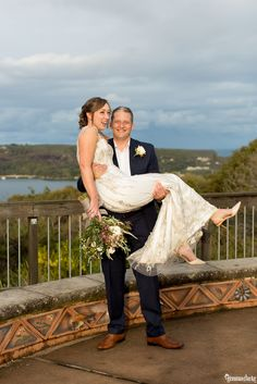 Felicia and Drew's Relaxed Wedding at Home in Sydney