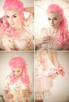 I want to go to Veronica Lane Photography!!!  Bridal-Themed Shoot by albinwonderland, via Flickr