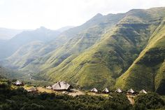 Maliba Mountain Lodge, Lesotho. Situated in the Tsehlanyane National Park. BelAfrique your personal travel planner - www.BelAfrique.com