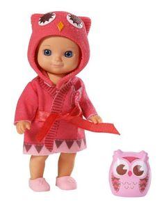 Zapf Creation 920145 - Mini Chou Chou Birdies, Lucy Puppe: Amazon.de: Spielzeug