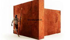 Exclusieve Muurbekleding Arte Bark Cloth - Compact 3000 - Woonhandel