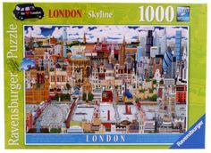 Ravensburger London Skyline 1000pc Jigsaw Puzzle