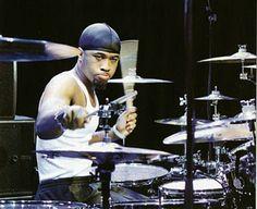 Tony Royster & Dennis Chambers - Watch drum video here: http://dailydrumvideos.com/2012/02/16/tony-royster-dennis-chambers-drum-jam/