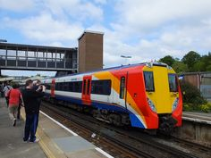 South west trains class 458 number 458006 On the uk railtours Juniper factor South West Trains, British Rail, Speed Training, Electric Locomotive, Emu, Britain, Diesel, High Speed, Number