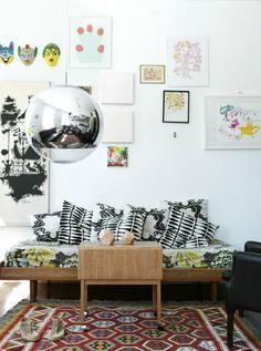 GAAYA arte e decoração: Coloque tudo junto e misture bem.