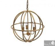AmazingHome LAMPA LAMPY SUFITOWA WISZĄCA żyrandol